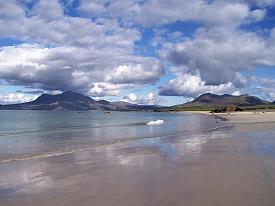 La plage Tully Strand