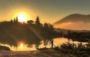 Bundorragha Cottage Delphi Leenane Killary Connemara